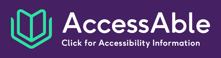 accessable banner