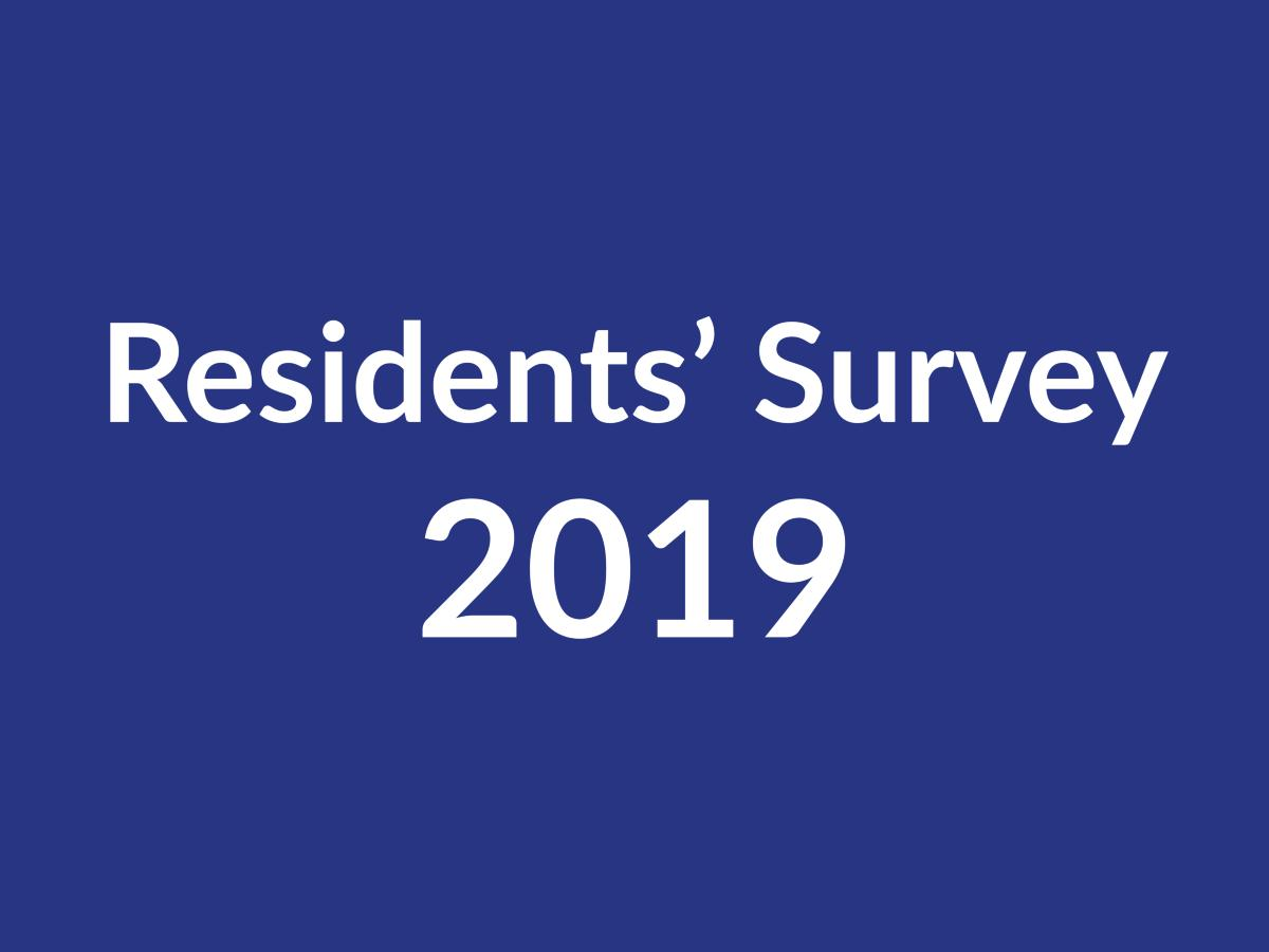 Residents' Survey