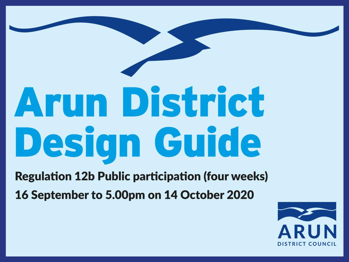Arun District Council Design Guide