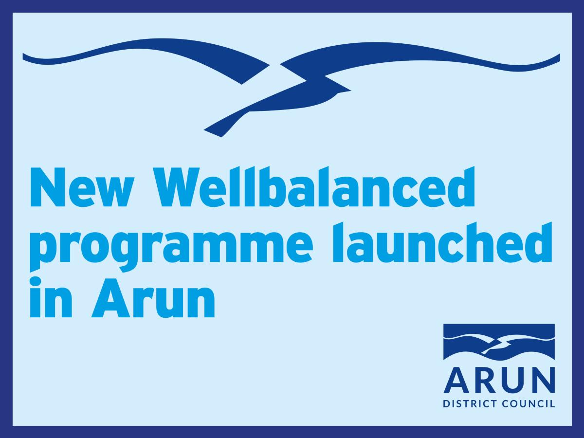 New Wellbalanced programme launched in Arun