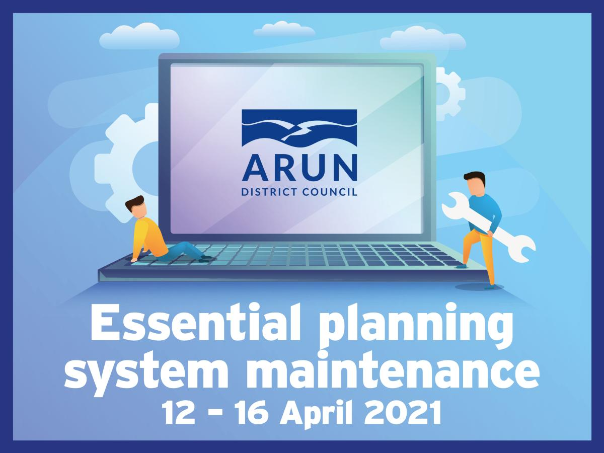 Essential planning system maintenance